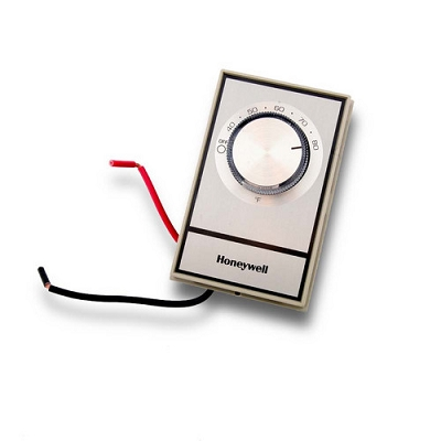T498a1810 Honeywell Non Programmable Line Voltage Thermostat