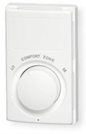 Qmark Md26 Double Pole Wall Mount Thermostat Rated At 22