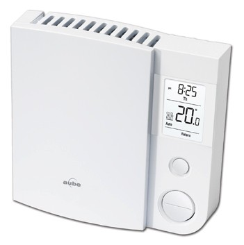 Honeywell aube th105plus programmable thermostat 120 for Th 450 termostato