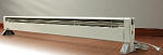 Qmark Portable Hydronic Baseboard Heaters - Models LFP, LFH & FHP