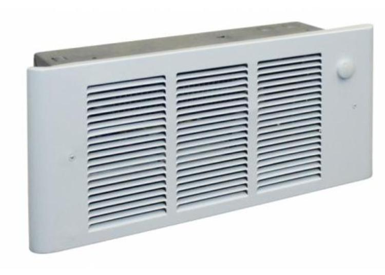 Qmark GFR2004T2F Forced Air Multiple Wattage Electric Wall Heater - on marley electric baseboard heating, marley electric heater motor, marley electric heater coil, marley base board heater, marley baseboard heater wiring, marley wall heaters, marley thermostat wiring diagram,