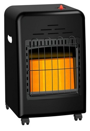 Mr Heater Mh18ch Portable Propane Radiant Cabinet Heater