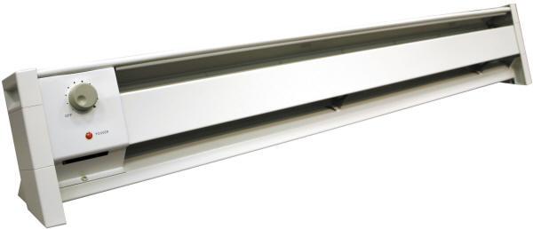 Attirant Qmark / Marley FBE15002 Portable Electric Baseboard Heater   1000 / 1500W;  120V