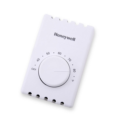 Surprising T410B1004 Honeywell Line Voltage Non Programmable Thermostat Gufa Illuminateatx Wiring Cloud Gufailluminateatxorg