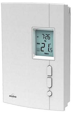 Th404 Honeywell Aube Programmable Wall Thermostat