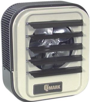 qmmuh1a qmark marley muh0321 modular electric unit heater, 208 240 volts