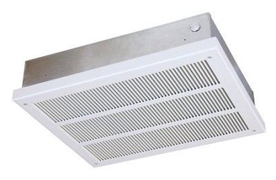Qmark EFF150F Premium Quality Commercial Industrial Ceiling Heater - 120 Volts - 1500 Watts