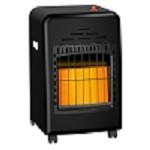 Mr. Heater MH18CH Portable Propane Radiant Cabinet Heater
