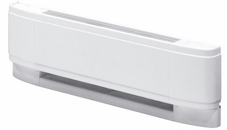 "Dimplex LC6025W31 Linear Convector Premium Residential Electric Baseboard Heater - 208 / 240 volt, 2500 Watt, 60"" Length - White - 10 Year Warranty"