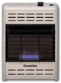 Hearthrite HB10TL 10,000 Btu Vent Free Blue Flame Propane Heater With Thermostat