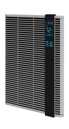 HT2024SS Qmark Smart Series Digital Programmable Wall Heater - 240 Volts - 5 Year Warranty
