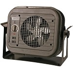 Qmark / Marley MUH35 Compact Electric Unit Heater, 208 / 240 Volts, 3800 - 5000 Watts; 5 Year Warranty