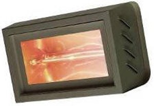Solaira 120 volt, 1.5 kw High Output Series Quartz Infrared Electric Heater