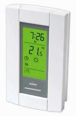 Honeywell Aube TH115-AF-024T Low Voltage Programmable Thermostat