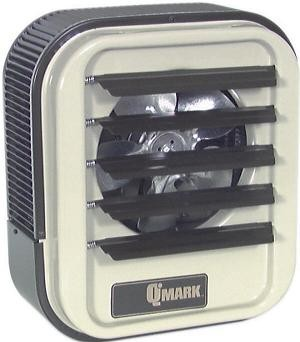 Qmark MUH0321 Modular Electric Unit Heater, 208 / 240 Volts, Single Phase, 2250 - 3000 Watts, 5 Year Warranty