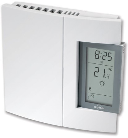 Honeywell aube th106 programmable thermostat 120 240 for Th 450 termostato